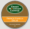 K-Cup French Vanilla Decaf, Green Mountain (24 count)