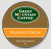 K-Cup Hazelnut Decaf, Green Mountain (24 count)