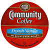 Community Coffee Single Serve Cups - French Vanilla