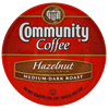 Community Coffee Single Serve Cups - Hazelnut